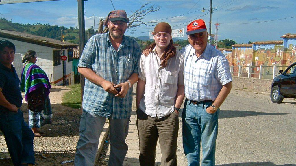 Crew in Guatemala