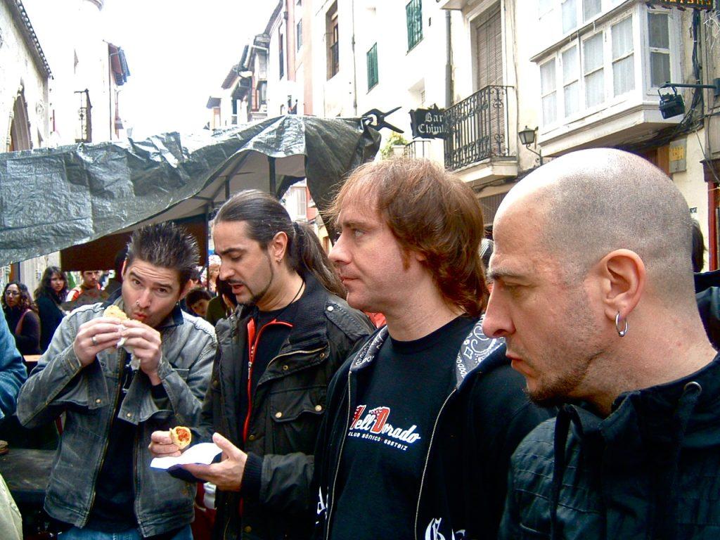 Soziedad Alkoholika, Vitoria-Gasteiz, Basque Country